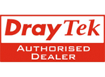 Draytek Dealer Logo - IT Support Kent