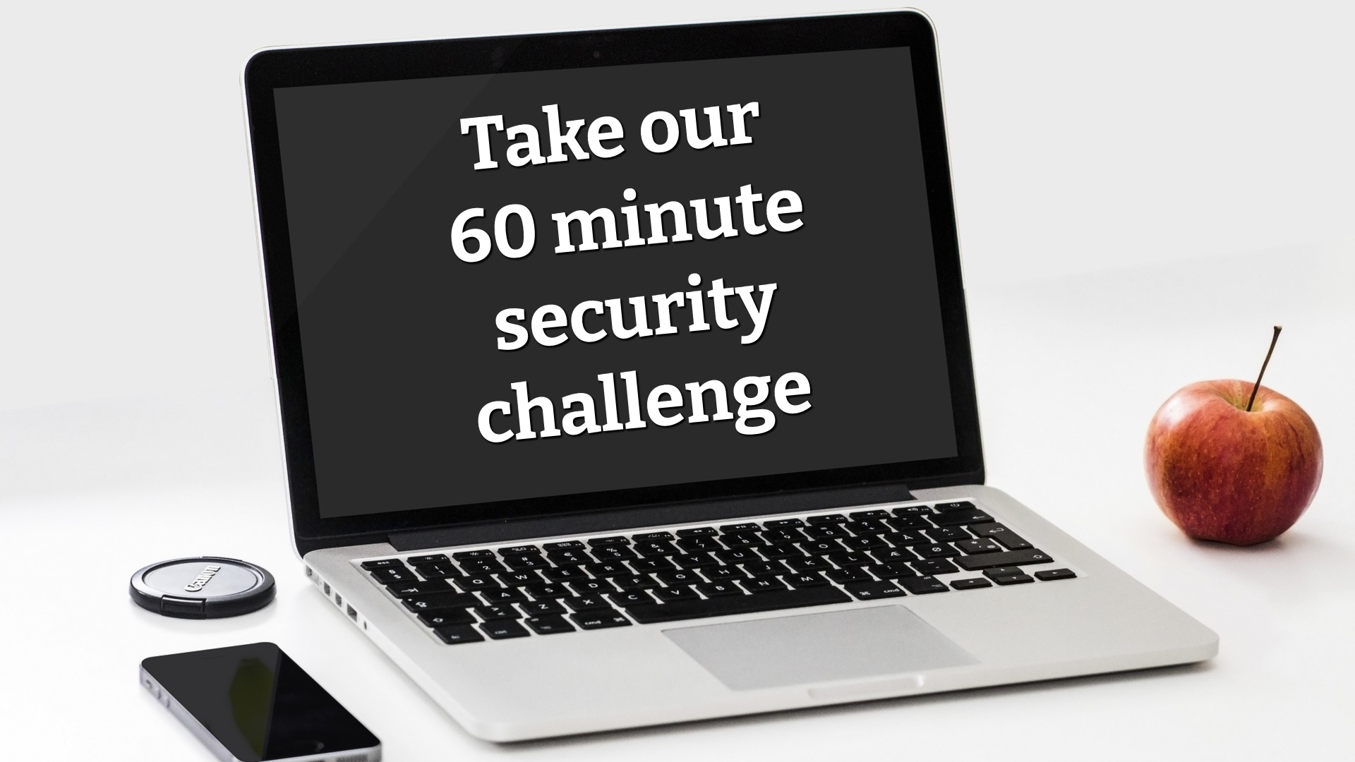 60 Minute security challenge